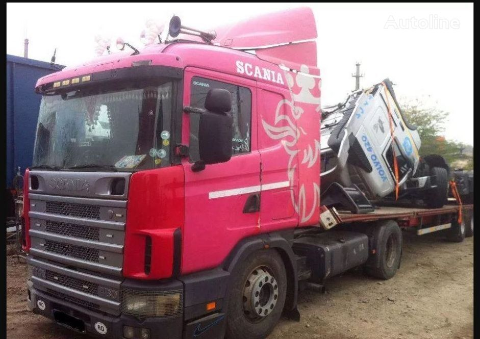 SCANIA   (112, 142, 113, 143, 124, 144, 114 tractor unit for parts
