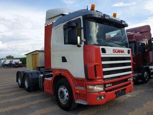SCANIA 124L420 470 6x4 tractor unit