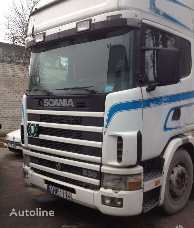 SCANIA 164 tractor unit for parts