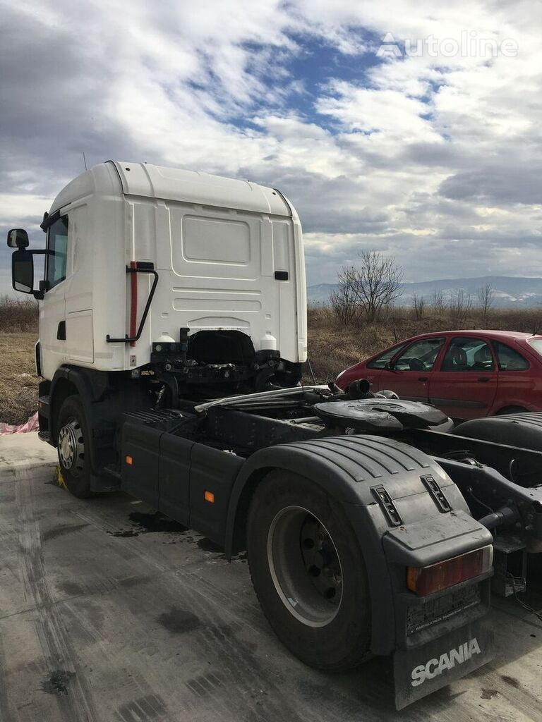 SCANIA G400 tractor unit for parts