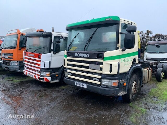 SCANIA P94 230 2003 BREAKING tractor unit for parts