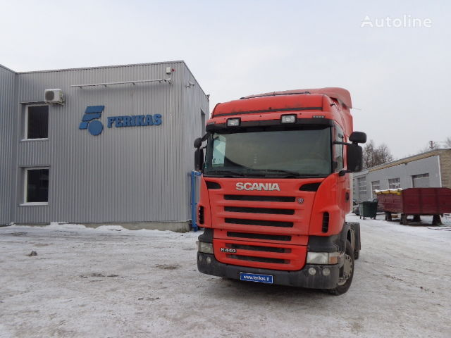 SCANIA R tractor unit for parts