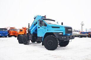 new URAL Седельный тягач Урал NEXT 50780Т с г/м ИМ-95 tractor unit