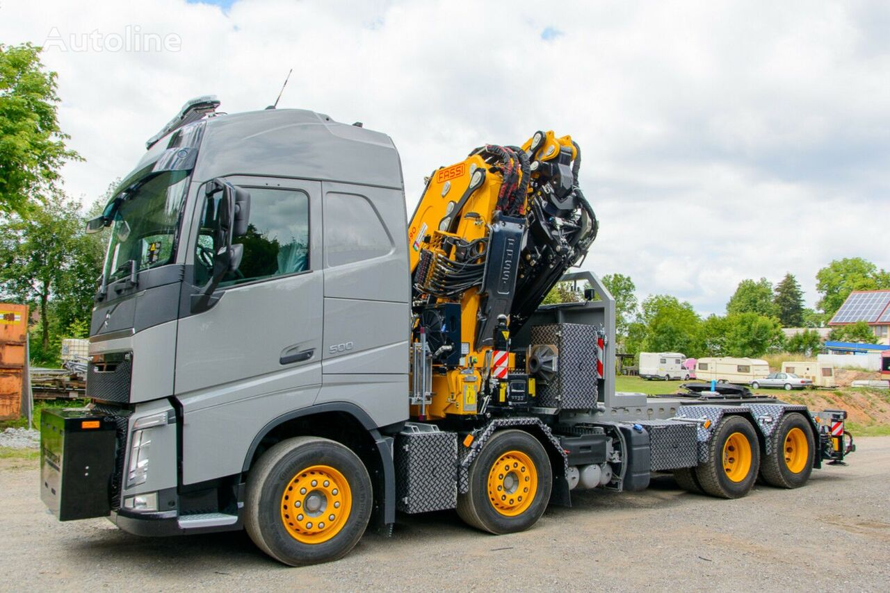 new VOLVO FH 500 - 360° - 100 %  SZM tractor unit