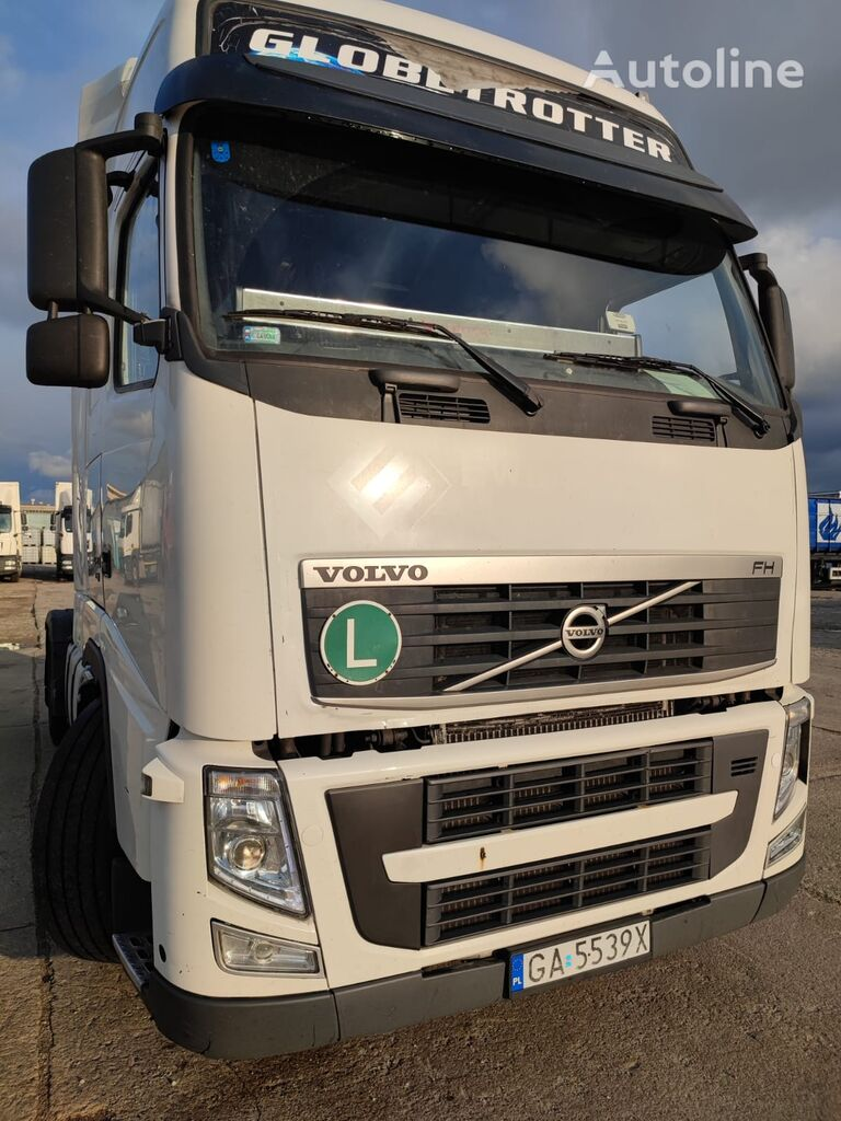 VOLVO FH13 420 EEV tractor unit