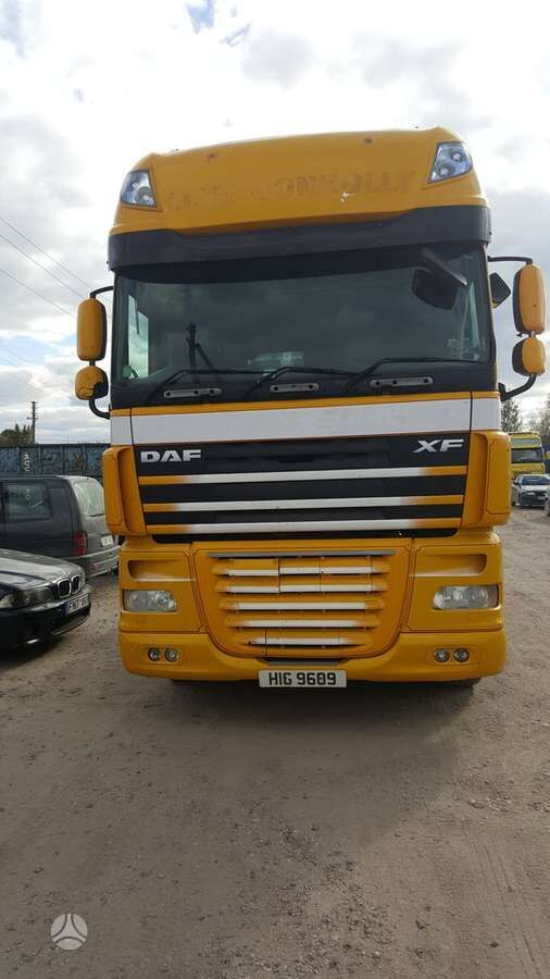 DAF 105 XF, semi-trailer trucks tractor unit for parts