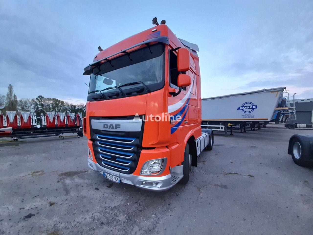 DAF 106 460 EURO 6 tractor unit