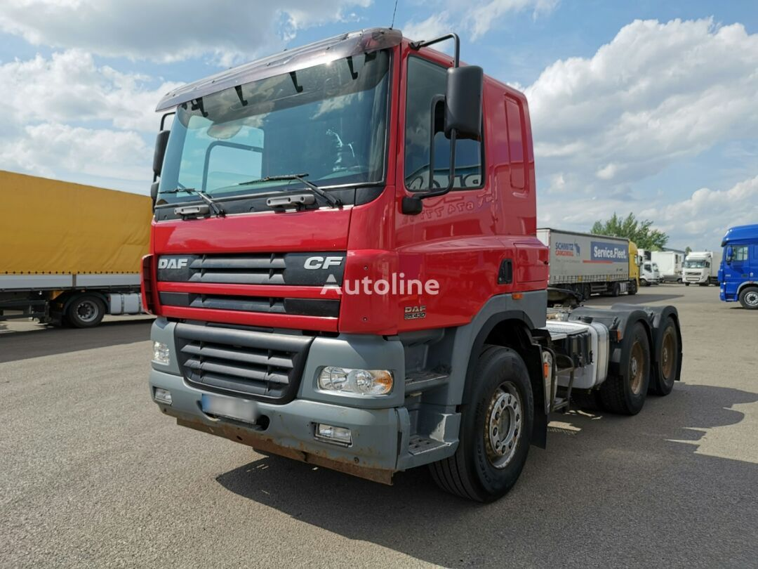 DAF 85.430 full spring tractor unit