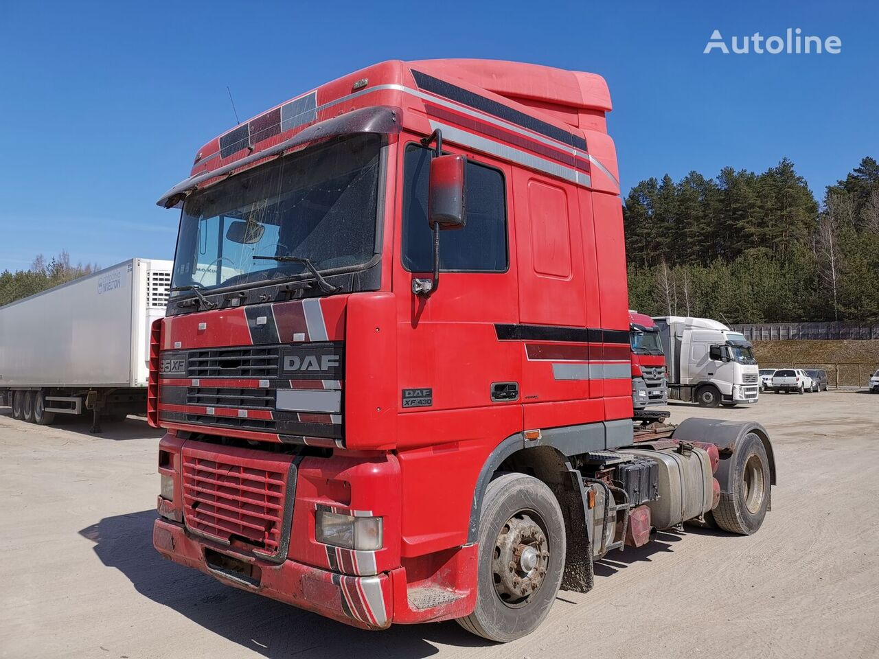 DAF 95.430 tractor unit