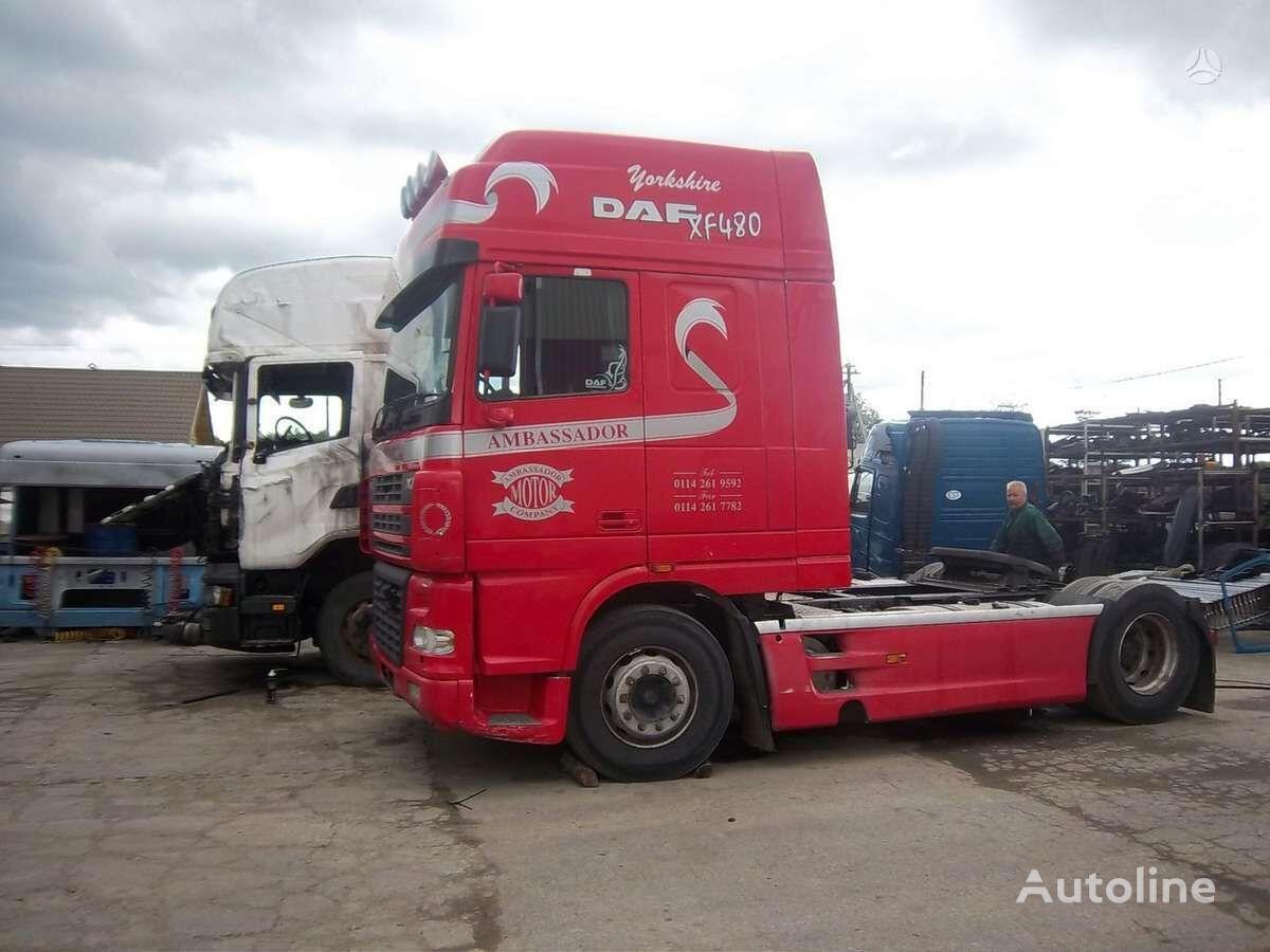 DAF 95 XF, semi-trailer trucks tractor unit