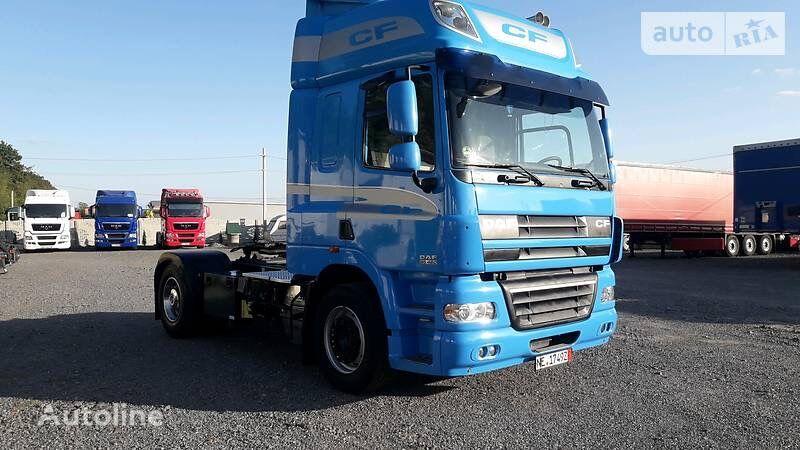 DAF CF 85 460 tractor unit