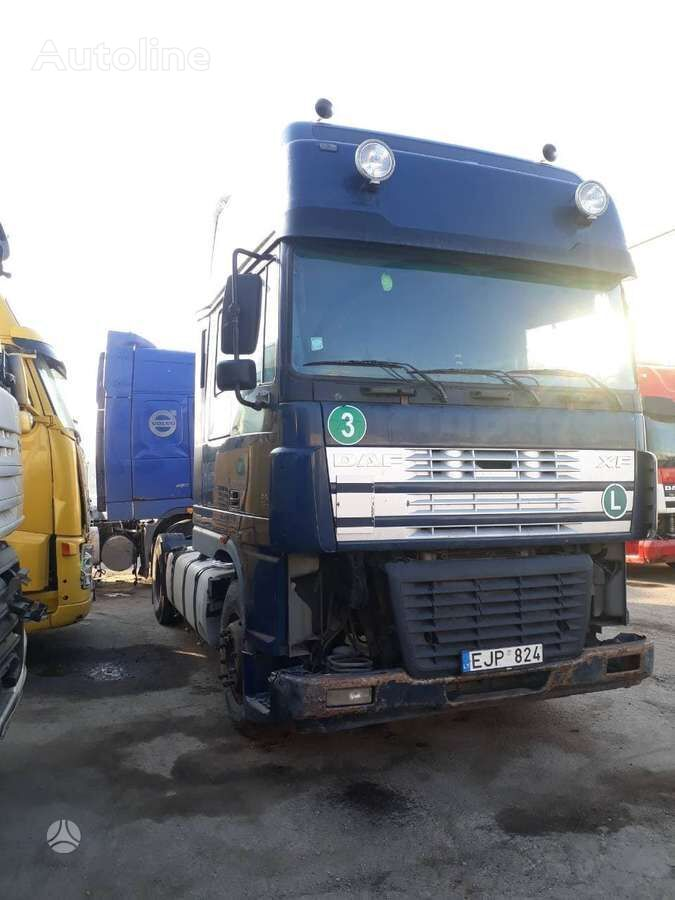 DAF FA 95XF.380 tractor unit for parts