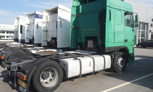 DAF FT 95.430 S tractor unit
