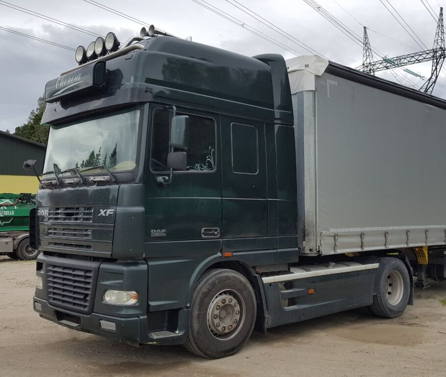 DAF FT 95 XF 380 tractor unit