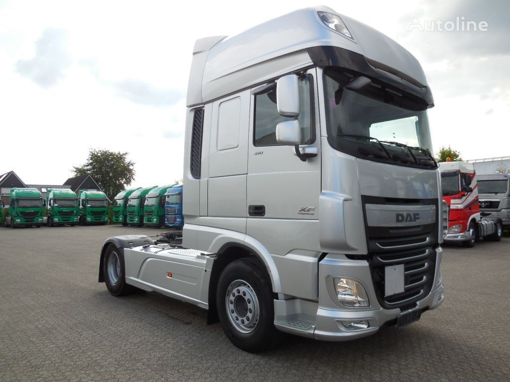 DAF FT XF 106.510 SSC tractor unit