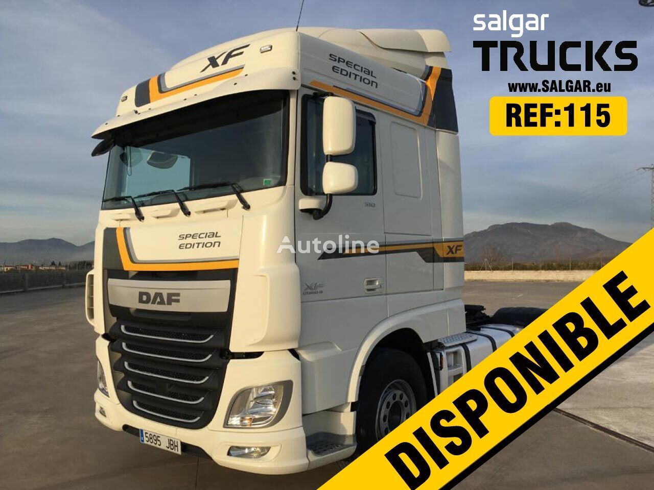 DAF FT XF 510- tractor unit