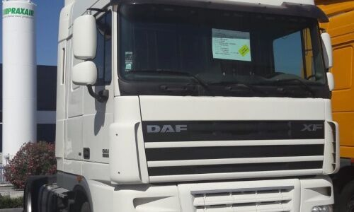 DAF FT XF105.410 tractor unit
