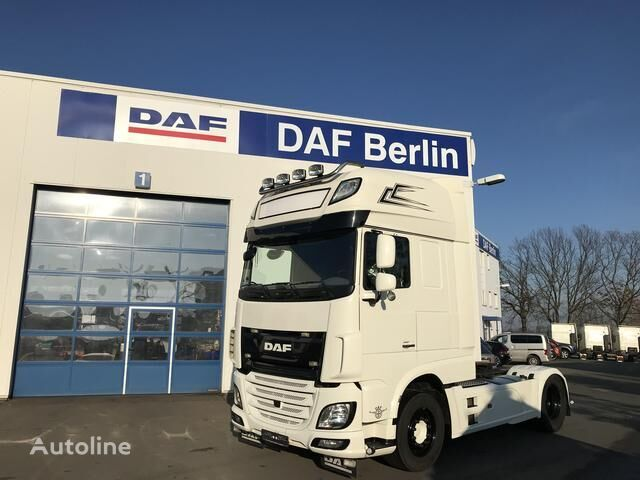 DAF FT XF460 tractor unit