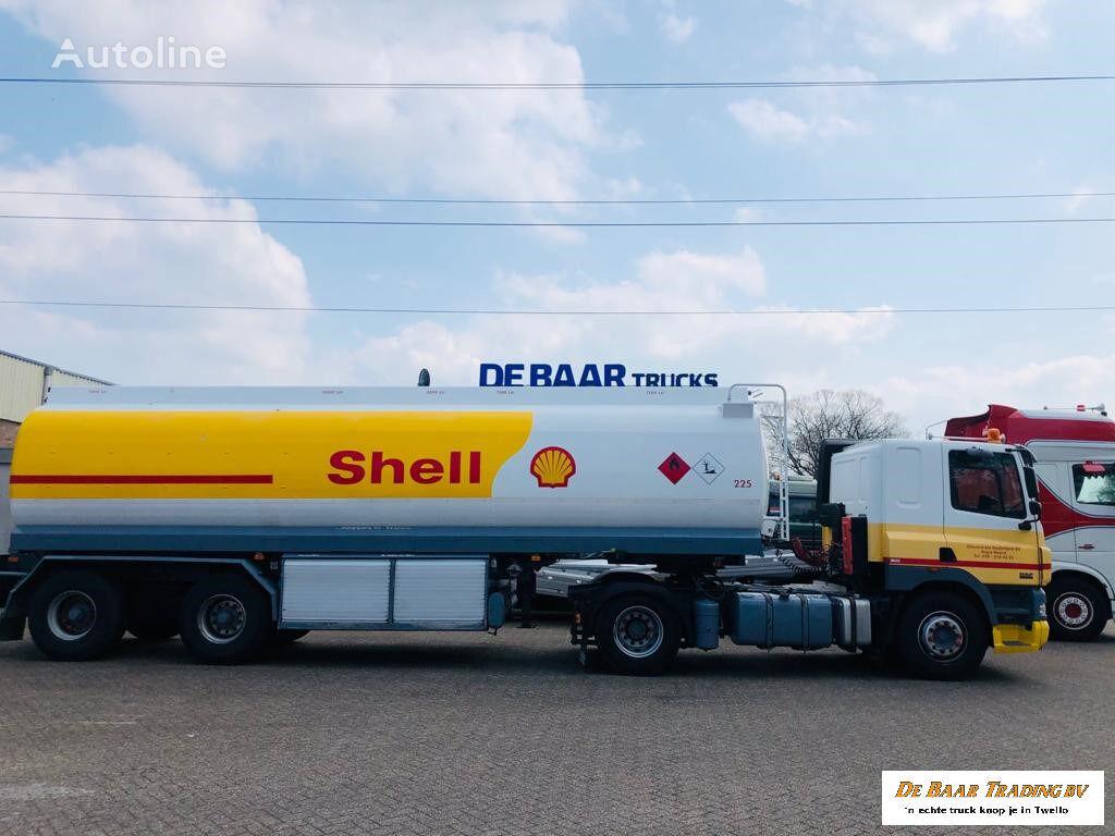 DAF FT85    tractor unit + fuel tank trailer