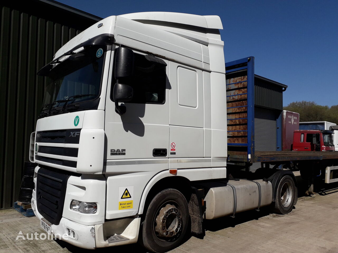 DAF FTXF105 tractor unit