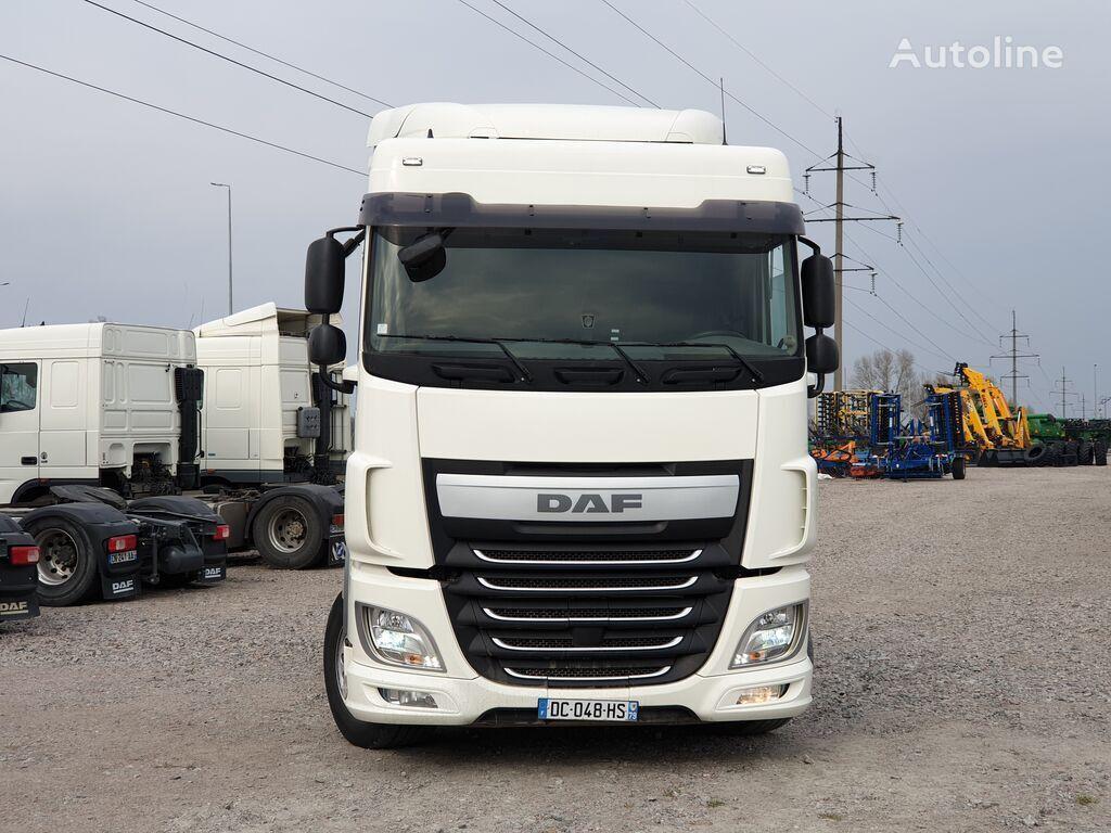 DAF XF 105 460 EURO-6 tractor unit
