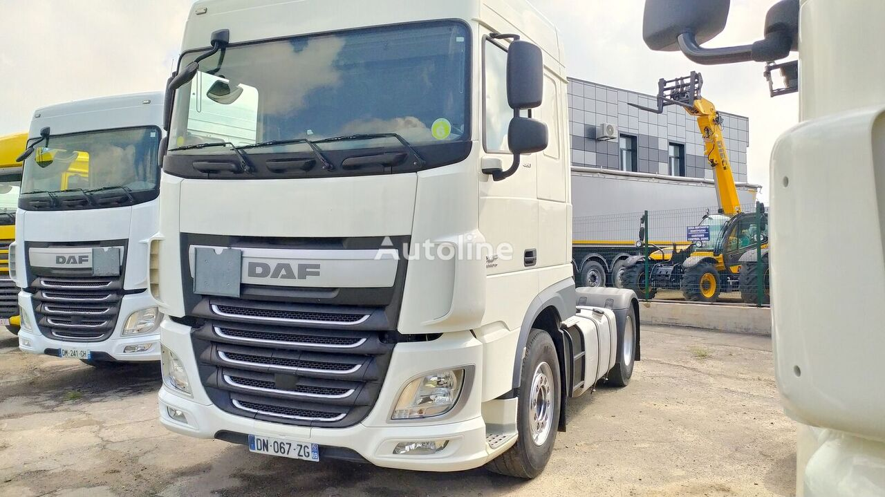 DAF XF 105 460 | EURO-6 | z PDV | Lizing 0%  tractor unit