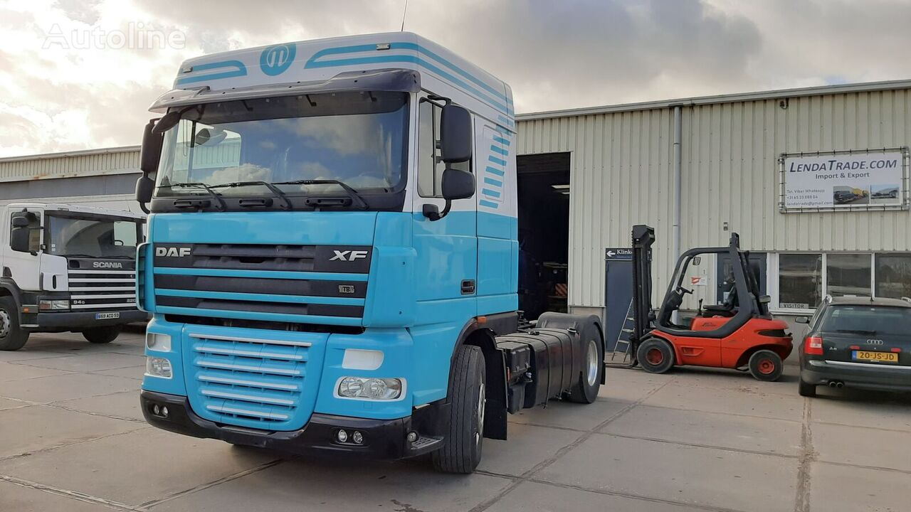 DAF XF 105.460 SC Automatic^As-Tronic^Euro 5 tractor unit