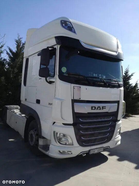 DAF XF 106 480 tractor unit