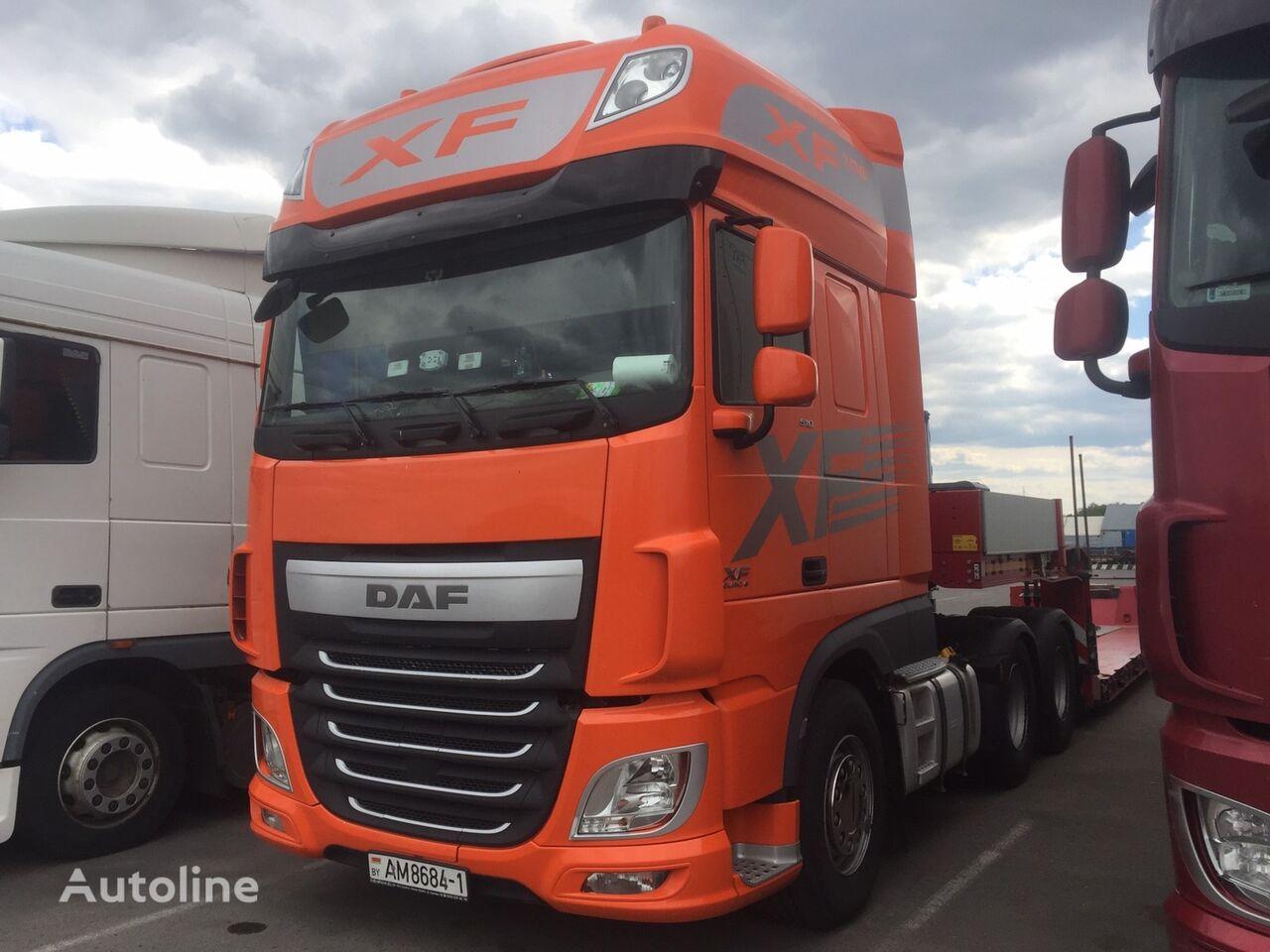 DAF XF 106 510 6x4 tractor unit