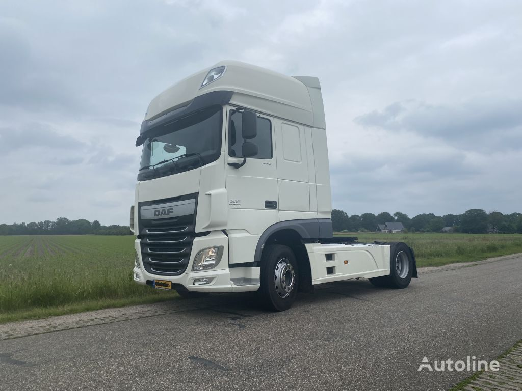 DAF XF 460 XF 460 FT   INTARDER   SKIRTS   PRODUCTION 11-04-2016 tractor unit