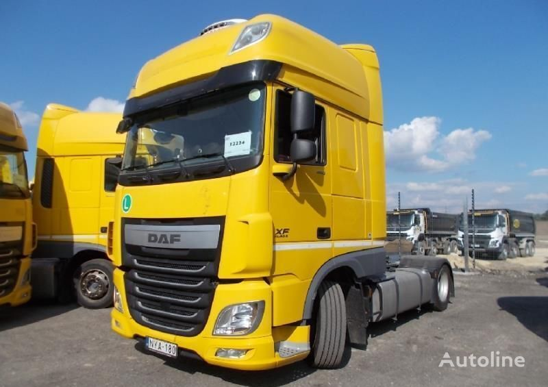 DAF XF 460FT tractor unit