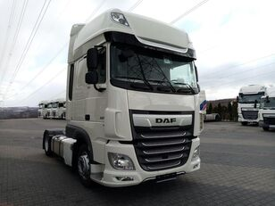 new DAF XF 480 FT Low Deck VIDEO tractor unit