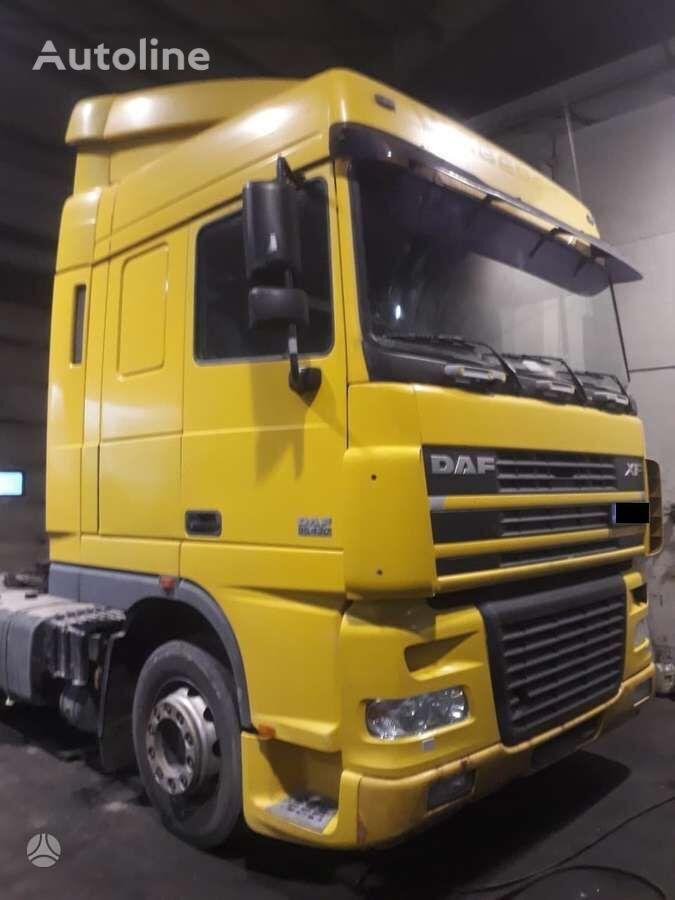 DAF XF 95.430, semi-trailer trucks tractor unit for parts