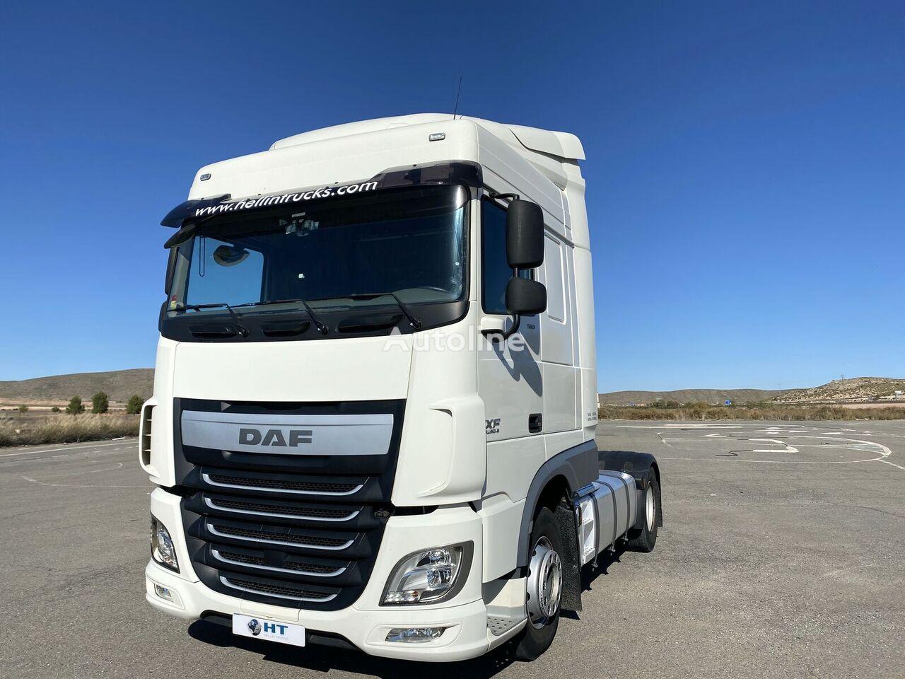 DAF XF510 tractor unit