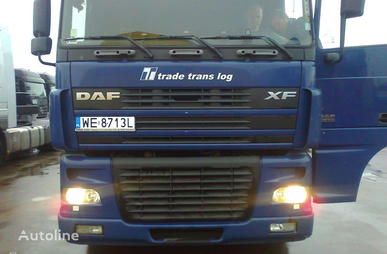 DAF xf95 tractor unit for parts