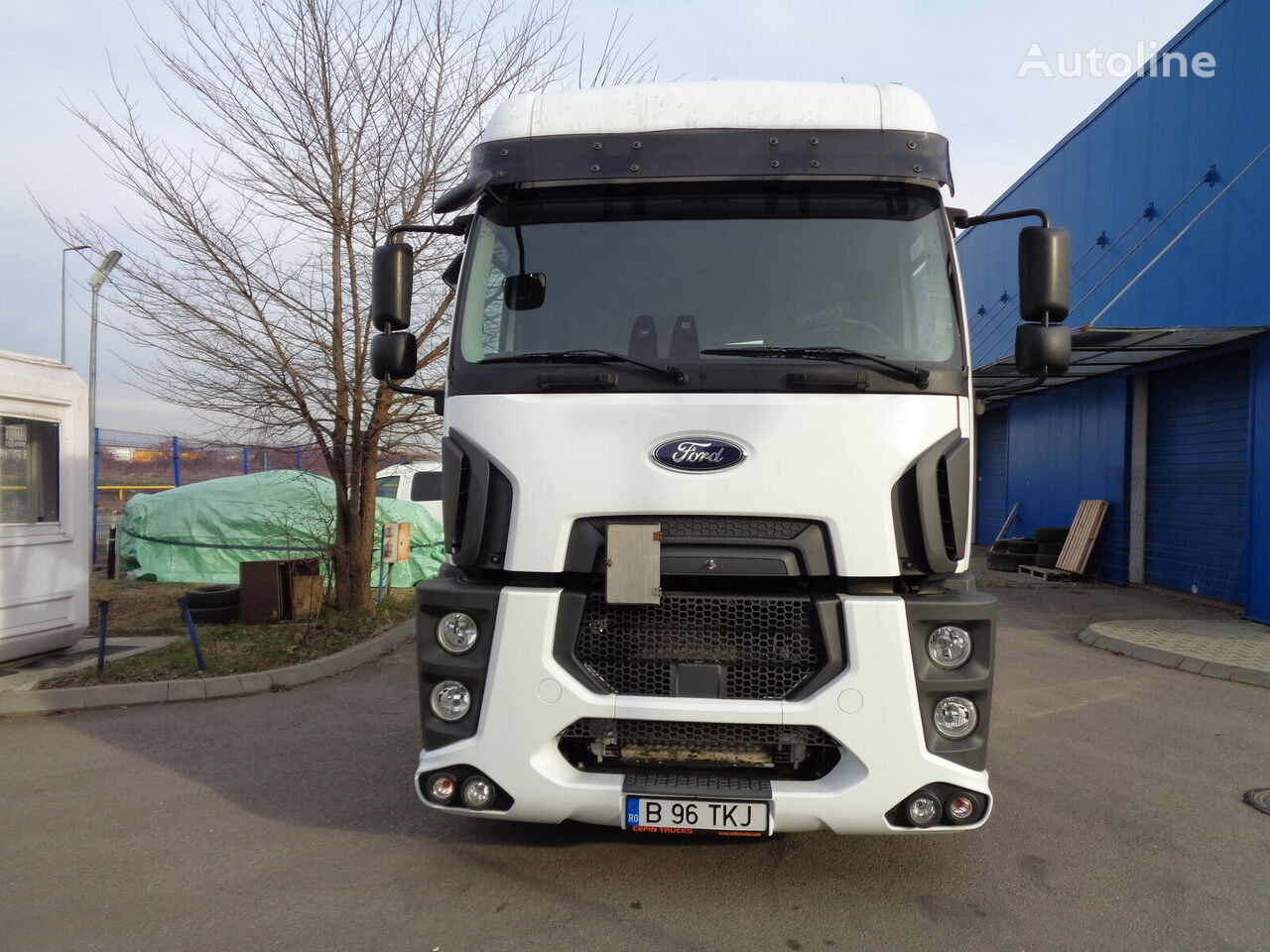 FORD Cargo tractor unit