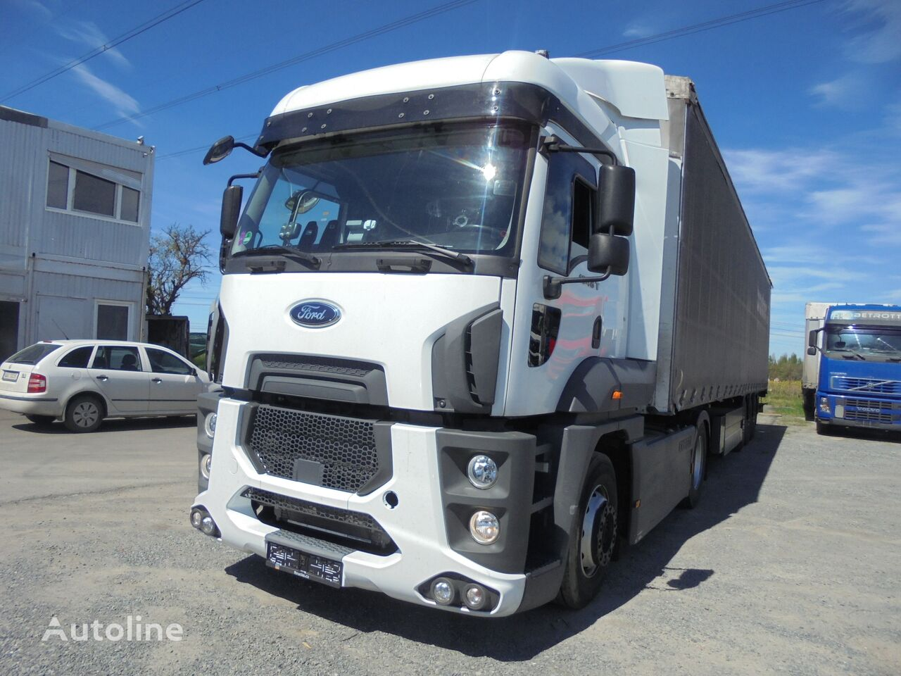 FORD Cargo FHT61GX tractor unit