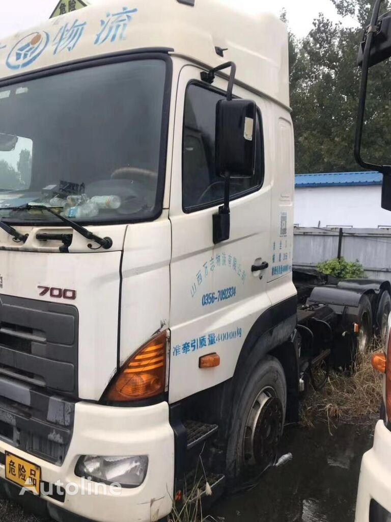 HINO USED  HINO  TRACTOR  FOR  SALE tractor unit