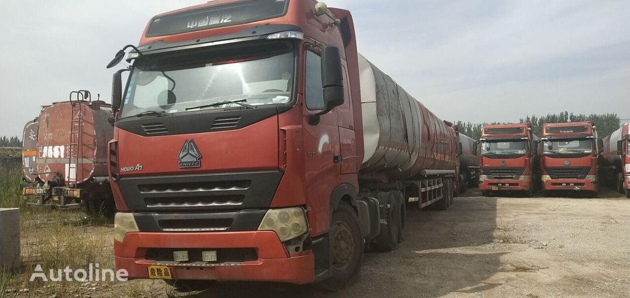 HOWO 420HP  tractor unit