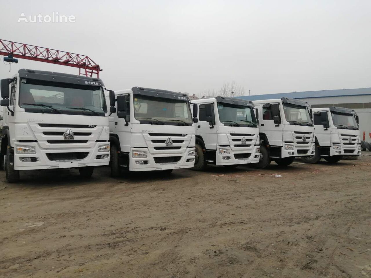 HOWO 6*4 10 wheels tractor unit