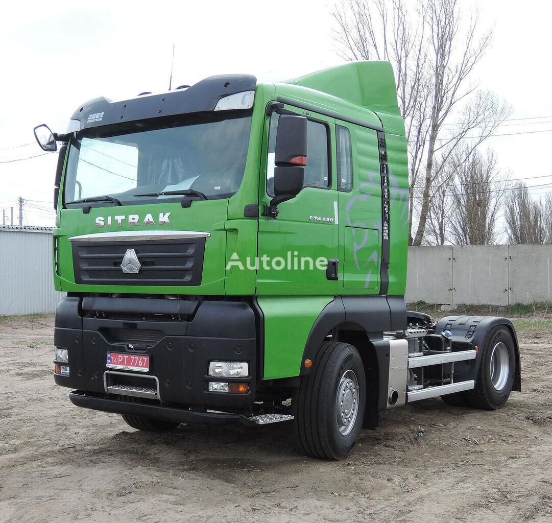 new HOWO SITRAK C7H tractor unit