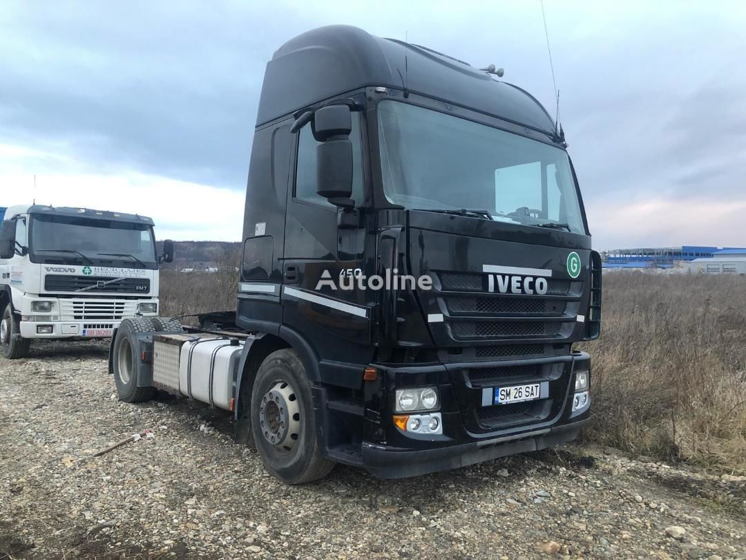 IVECO AS STRALIS 450 tractor unit