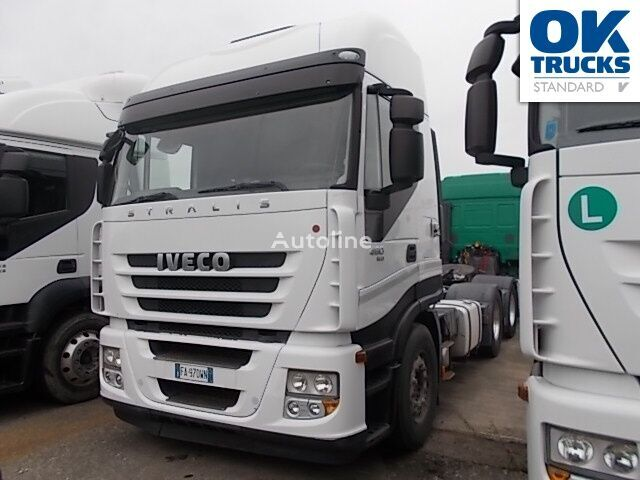 IVECO AS440S46TPE tractor unit