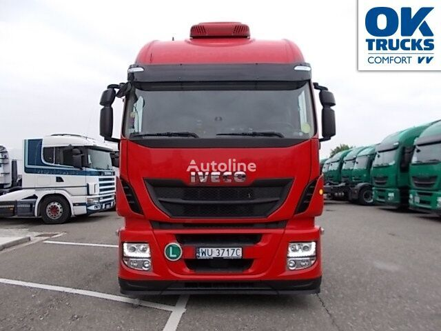 IVECO AS440S50T/FP LT tractor unit