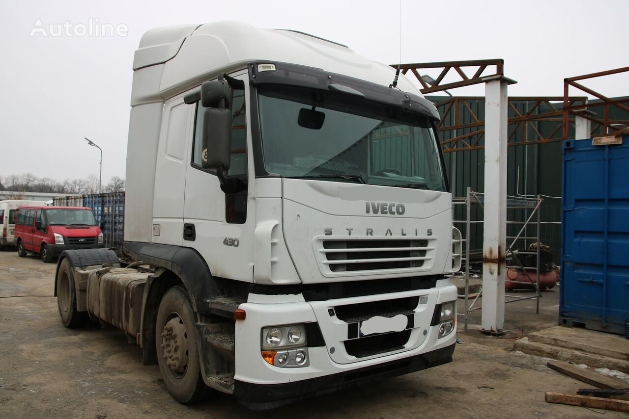 IVECO AT 440 S 43T STRALIS tractor unit