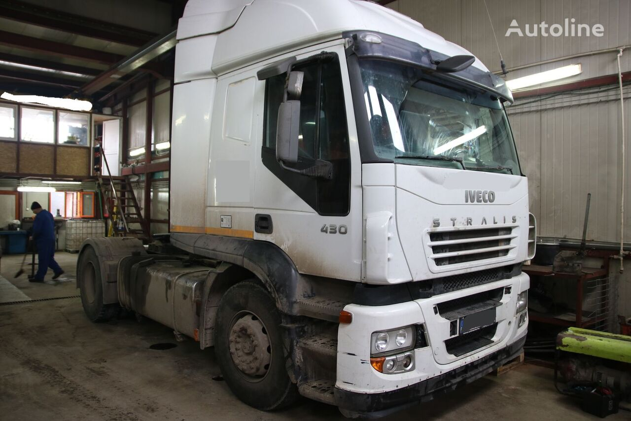 IVECO AT 440 S43 STRALIS tractor unit