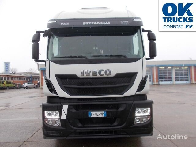IVECO AT440S33T/P CNG tractor unit
