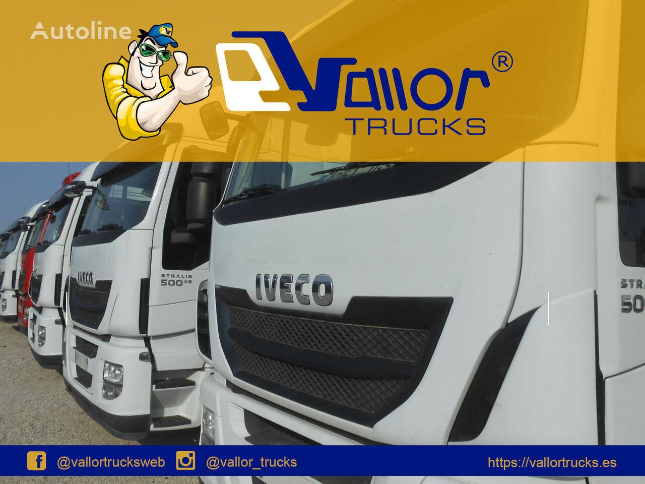 IVECO BATCH - AS440 E6 AUT 2016 - EXPORT tractor unit