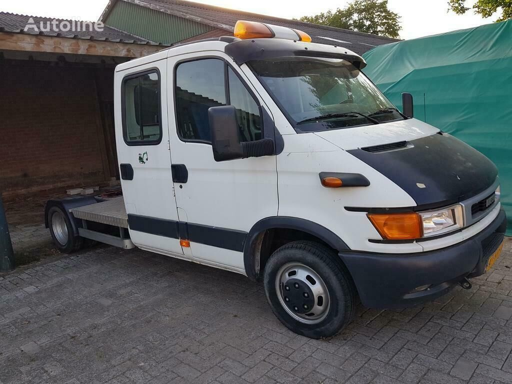IVECO Daily 40 C 15 BE DOKA tractor unit