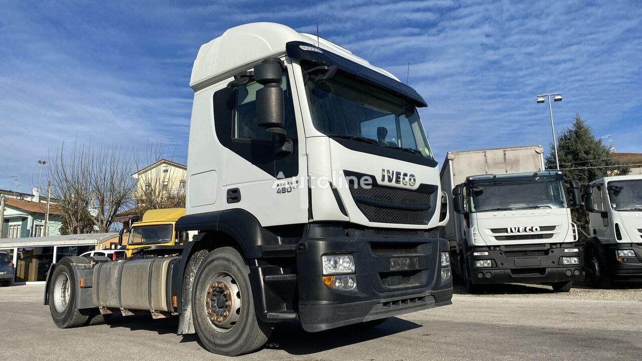 IVECO HI ROAD AT440S48TP tractor unit
